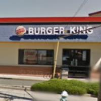 Exterior of Burger King restaurant on Linden Boulevard restored