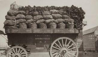 Market Wagon - Frederick Erb