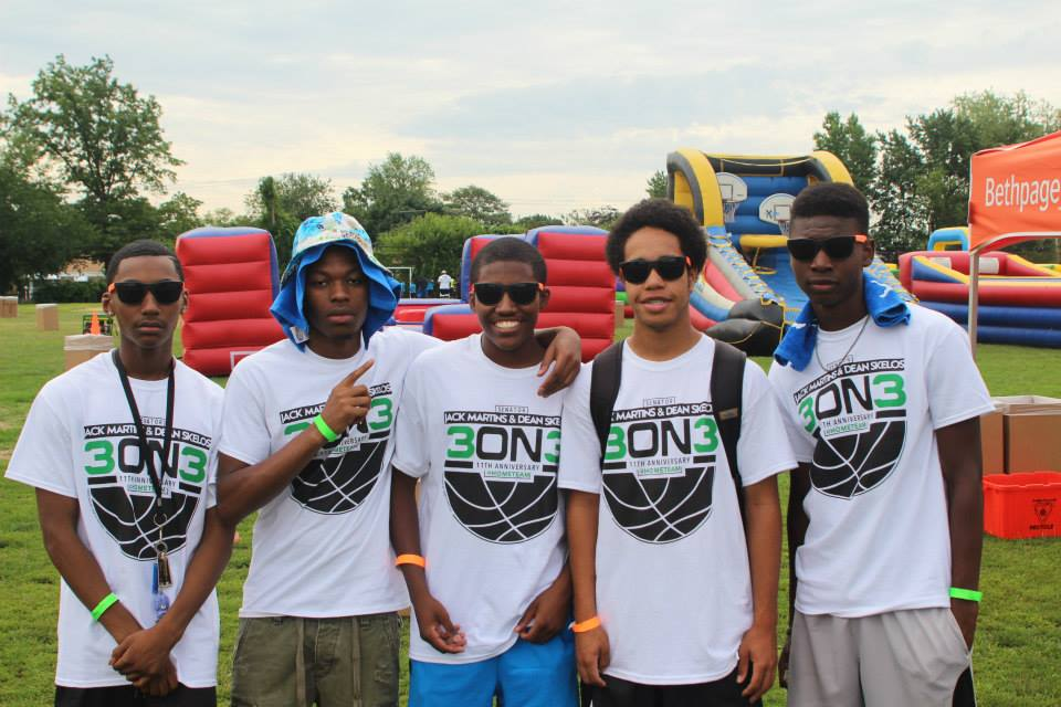 A youth movement on Elmont, Long Island is punctuated by the annual 3 on 3 Basketball Tournament.