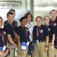 Mangano Congratulates Nassau County Police Explorers