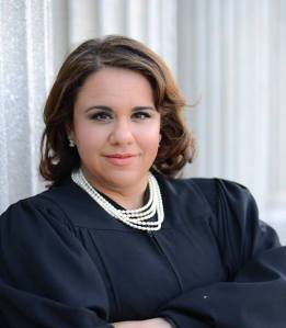 Judge Helen Voutsinas - Candidate - Election 2014