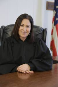 Judge Tammy Robbins - Candidate - Election 2014