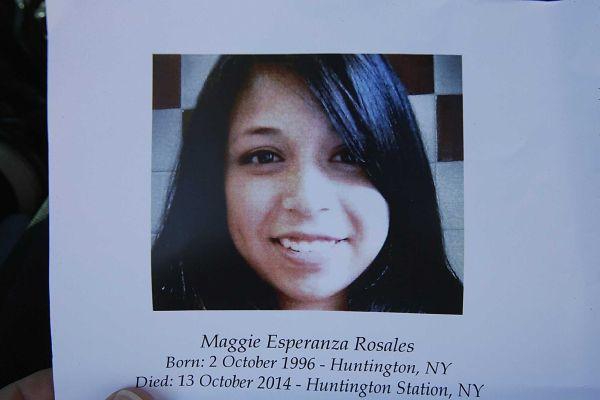 Maggie rosales