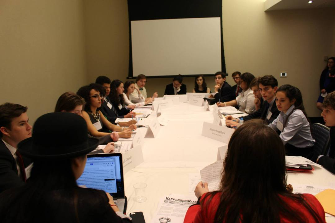 NAIMUN LII photo