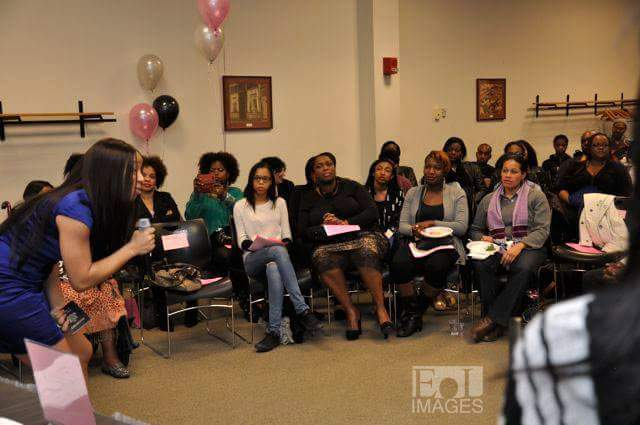 Gabrielle White_Girls Pride Project_Elmont Library 2015