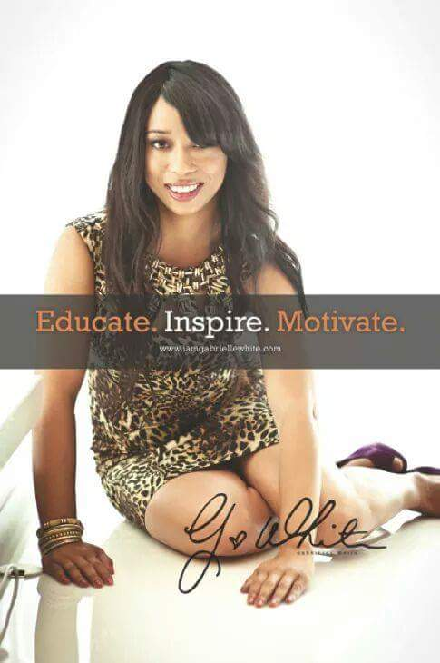 Gabrielle White Gift of Gab Daily Motivation Blog Elmont