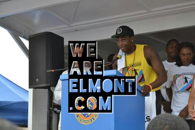 Marvin Anthony Elmont Excelsior