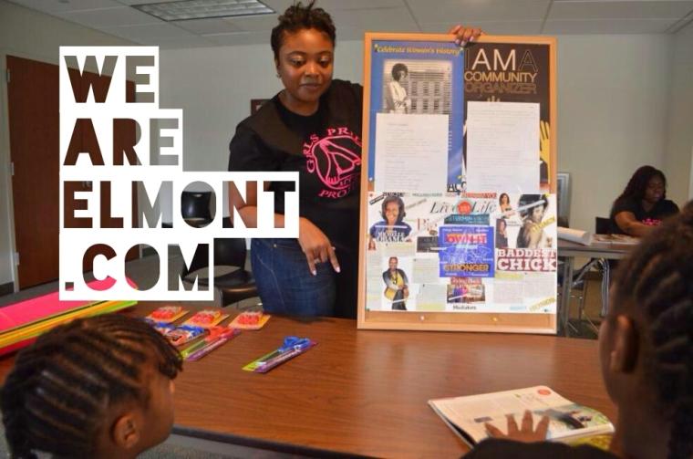 Tammie Williams Community Organizer The Elmont Excelsior