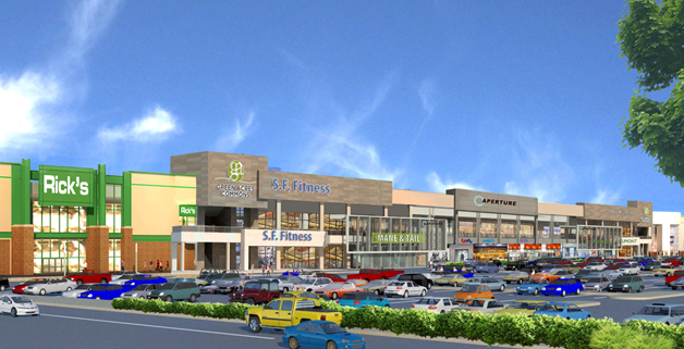 Green Acres Commons Plans Unveiled For A New Shopping