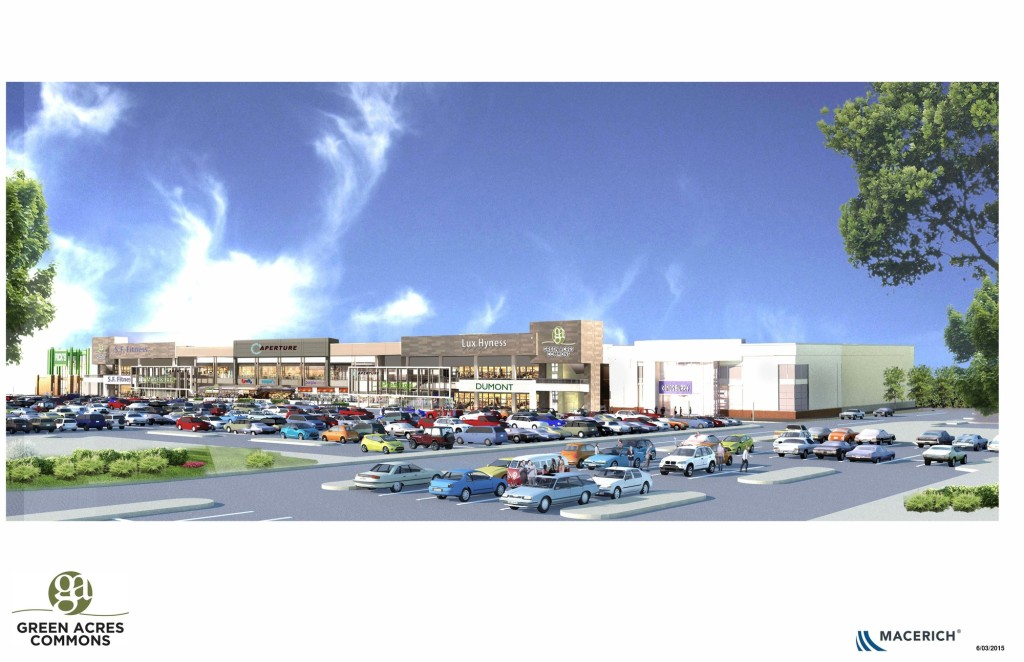 Green Acres Commons - Macerich
