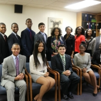 Elmont's Model U.N. Team Excels At Yale, Honored by Assemblywoman Solages