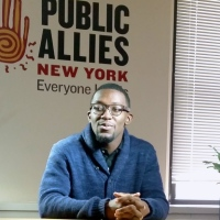 Public Allies New York alum: 'I was born to serve, love, and lead'