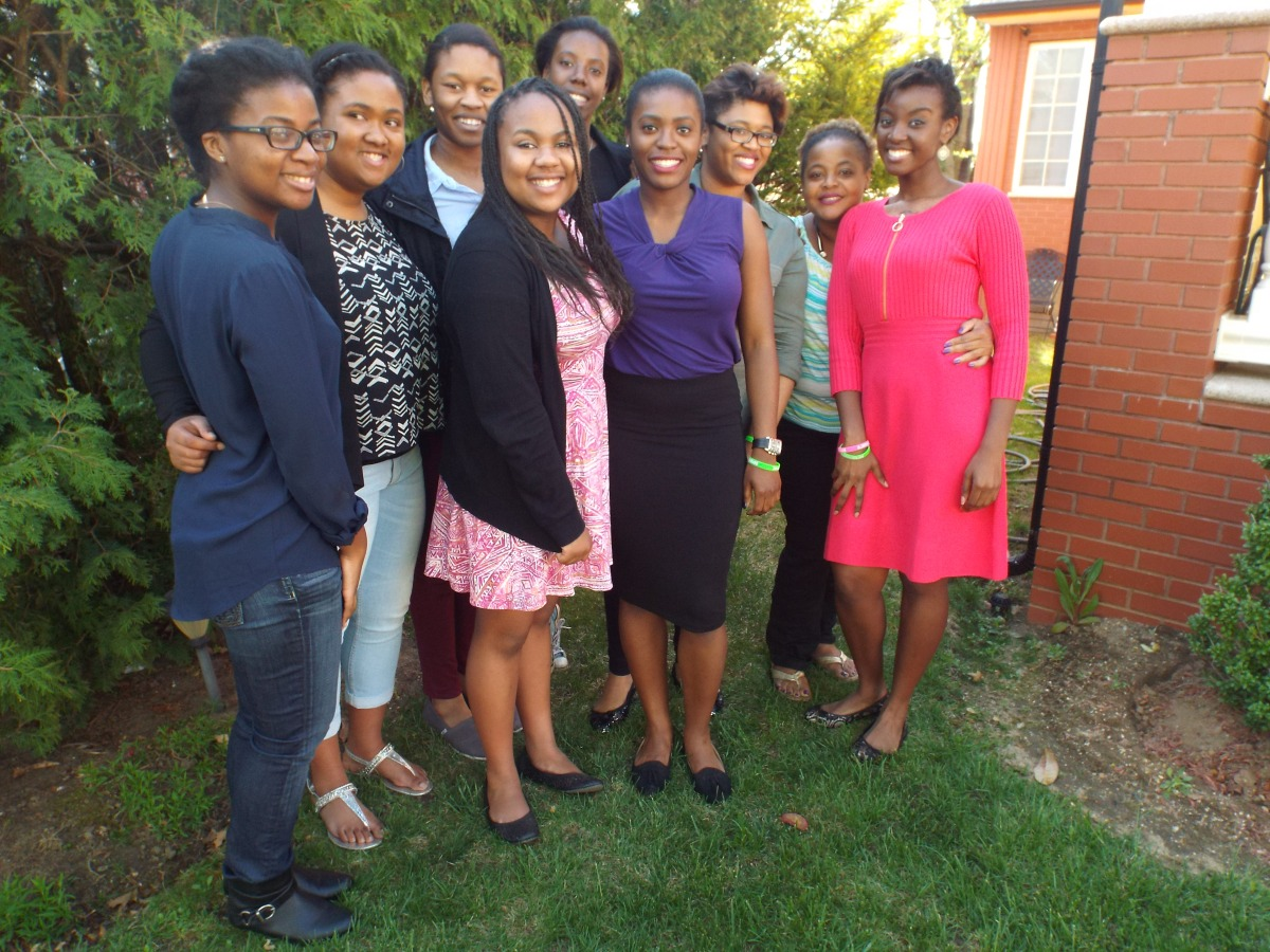 Young Black Women Sponsor All-Girls School in Haiti