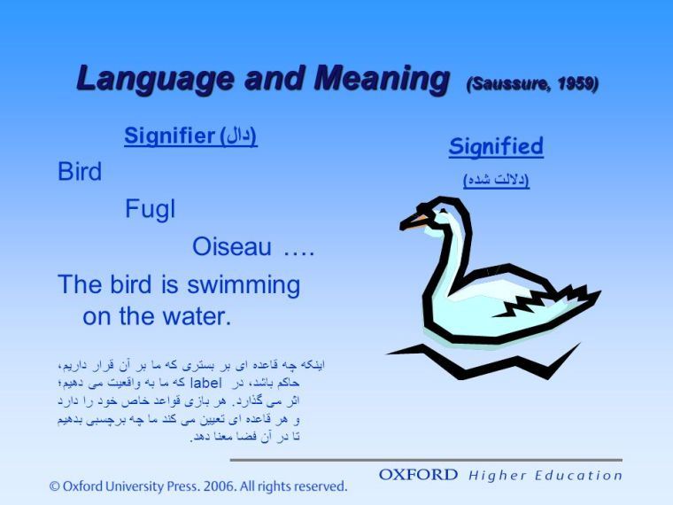 oxford-sassure-bird-signifier-vs-signified-elmont-excelsior