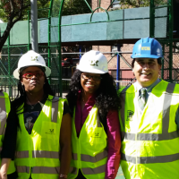 Women Can Build: Elmont Alumna, Catrina Bowen, Discovers a Passion for Construction Project Management