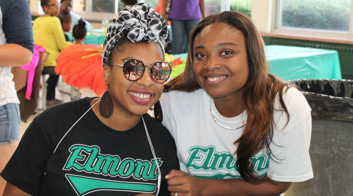 Elmont Families, Alumni, and Volunteers Celebrate the 2nd Annual Elmont Family Fun Day